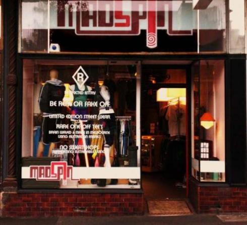 MadSpin Store Prahan